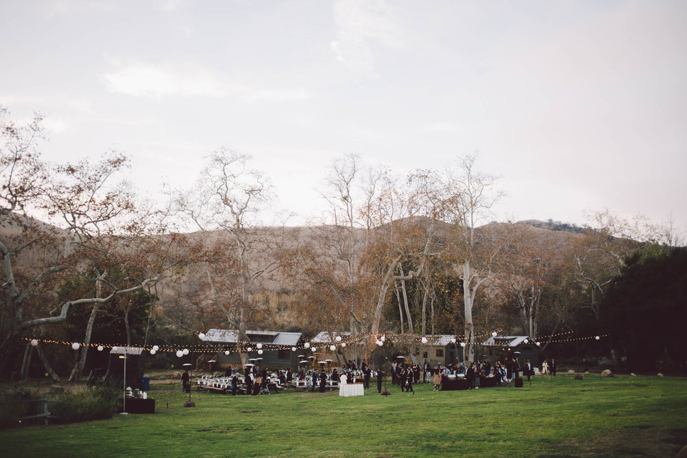 el capitan canyon santa barbara glamping wedding