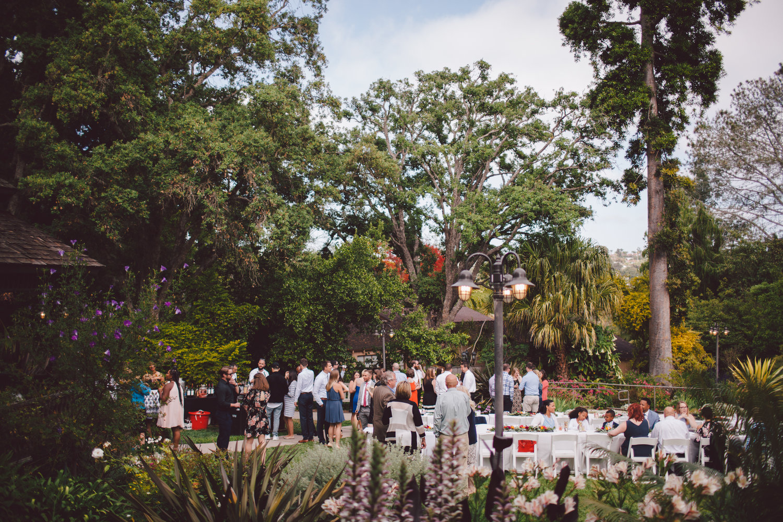 San Diego Botanic Garden Boho Wedding| Nia + Greg — Destination ...