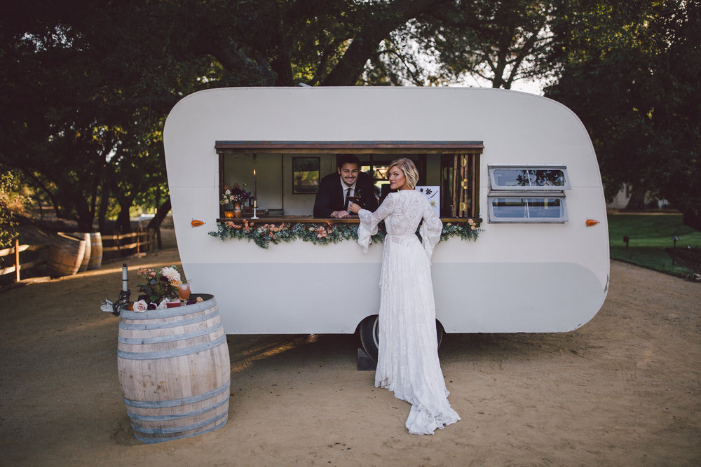 stonewall ranch-malibu-old fashioned caravan-cocktails-portrait-boho