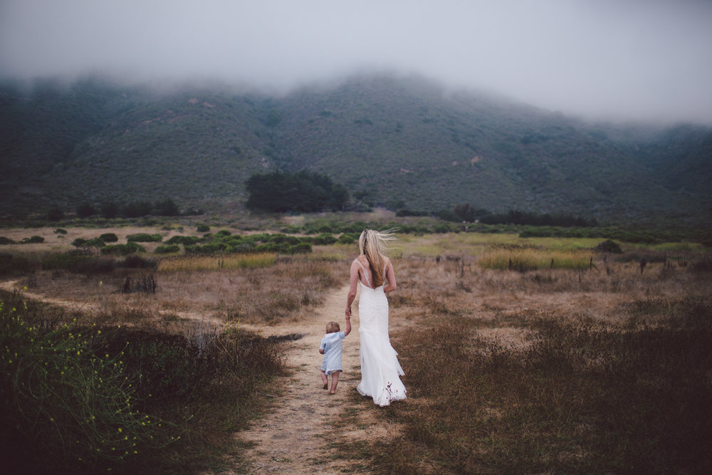 los angeles-mini session-fall-malibu