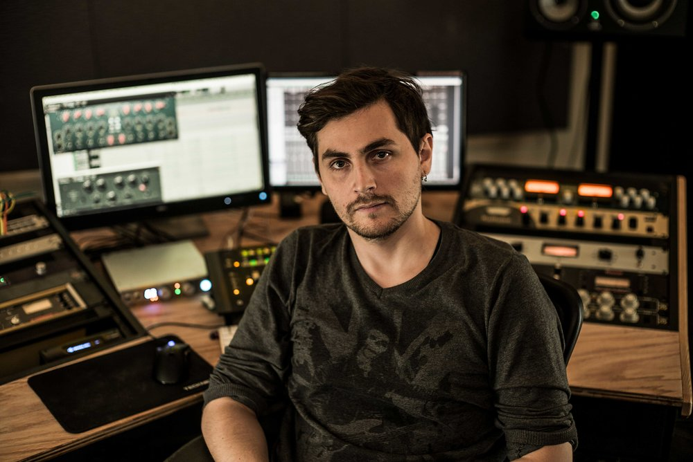 Pablo San Martin - A Brooklyn based producer, mixing engineer considered one of the premier upcoming talents in the art of mixing. He has produced and mixed dozens of critically acclaimed releases working with Grammy award winning artists Paquito D'Rivera, ANIMA!, Enrique Gonzales Muller, Jonathan Wyner, Rombia, Marama and others. He has won first prize in PARSONS audio engineering contest and the prestigious John Lennon songwriting contest.