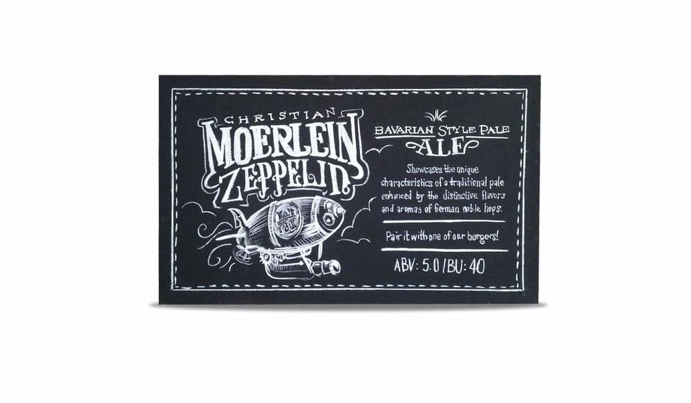 Moerlein Lager House Chalkboards