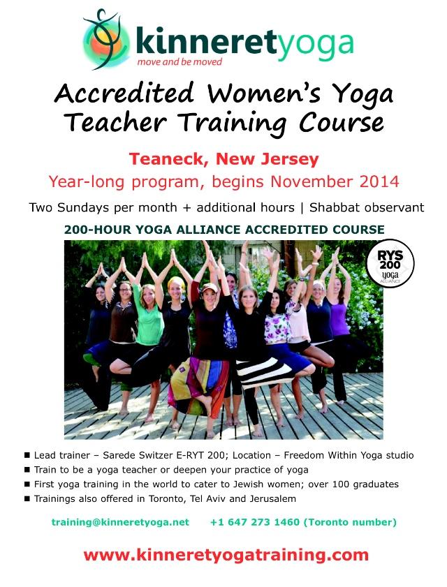 Kinneret Yoga Teachers Training Freedom Within Yoga