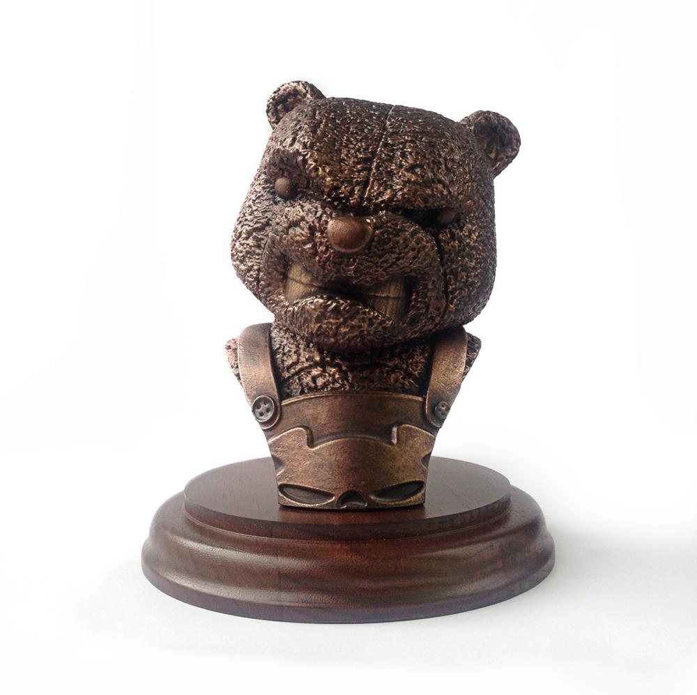 Mega Bear Bust