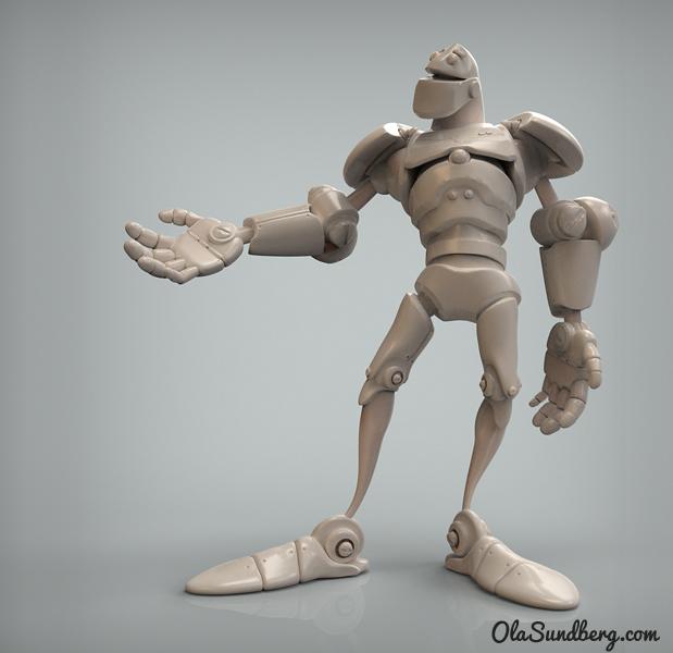 Robot Concept.