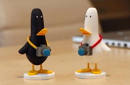3D Prints_ducks