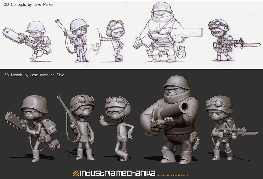 ChompTroopers_concept_and_models.jpg