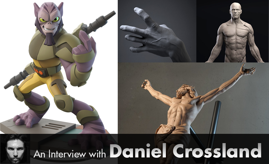AN INTERVIEW WITH DANIEL CROSSLAND
