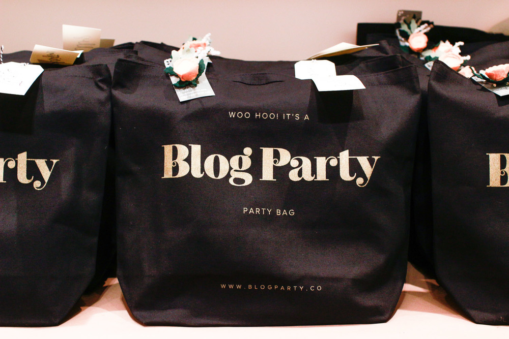 Blog Party | Party Box