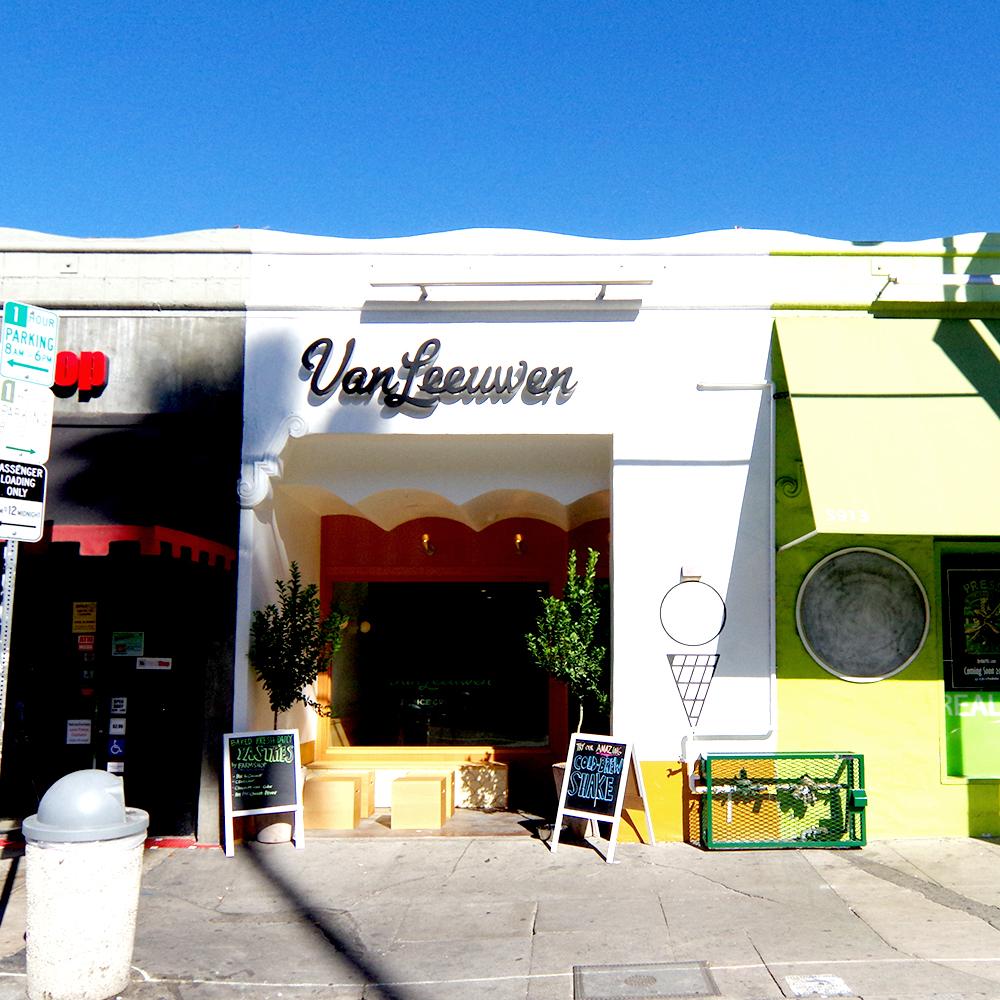 Van Leeuwen Ice Cream 3 Stores