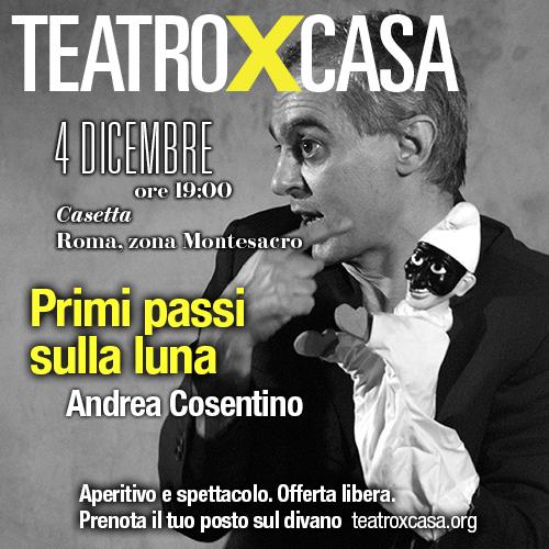 eventi roma stasera teatrali