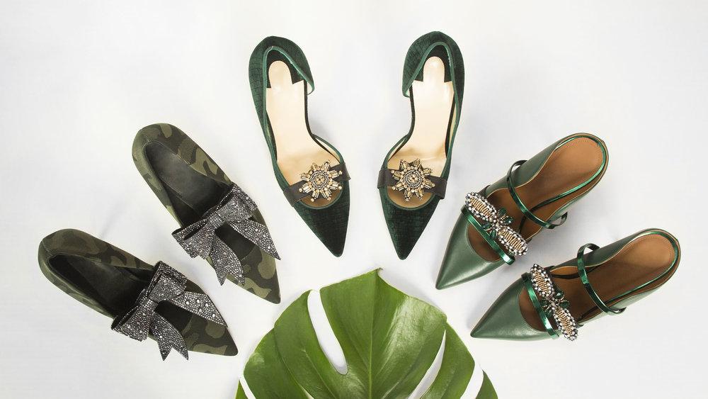 "SSY Designs ""Shoe Jewelz"""