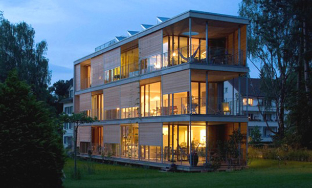Passivhaus apartments in Europe are stylish - and  hella  energy efficient