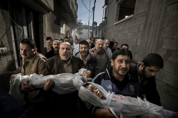 Paul Hansen's winning World Press Photo of the Year