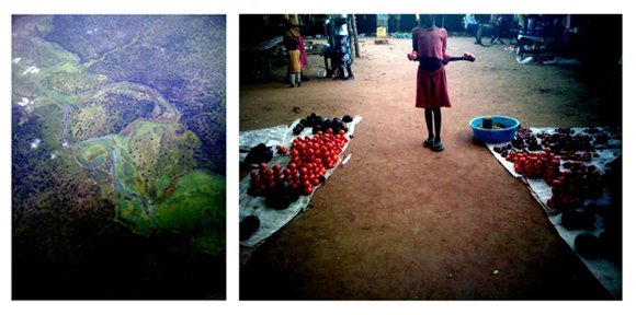 early iPhone photos from Sudan, 2009, processed w/ Best Camera