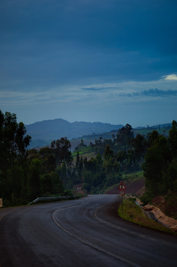 the road to Soddo, Ethiopia
