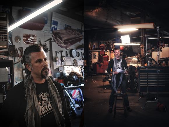 Richard Rawlings Gas Monkey Garage
