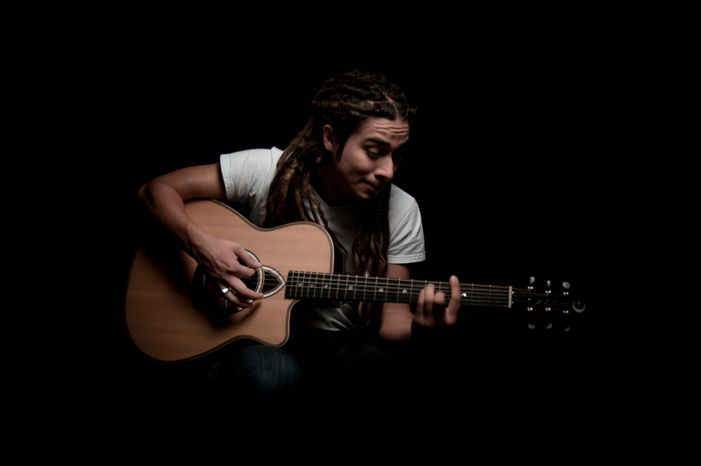 Singer/songwriter, Jason Castro. June 6, 2008.