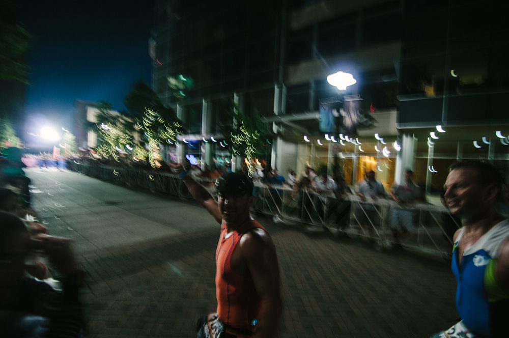 The glow of the finish line comes into view.