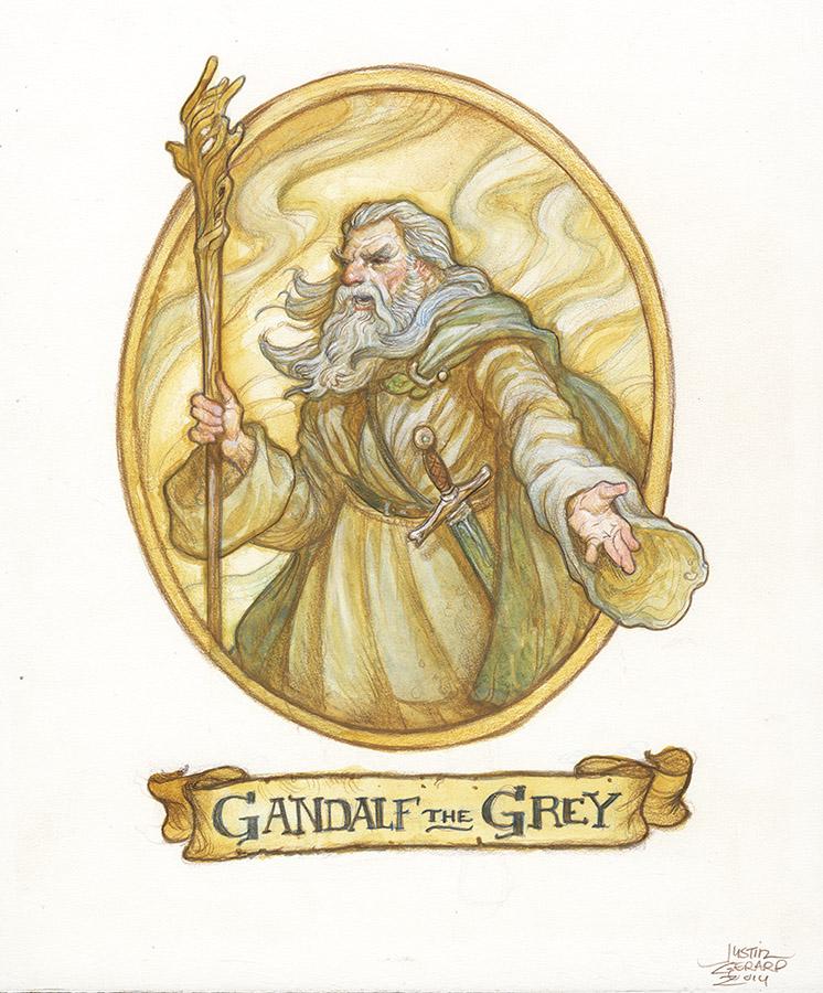 Gandolf the Grey