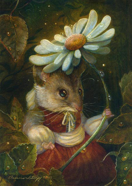 """Ms. Field Mouse"""