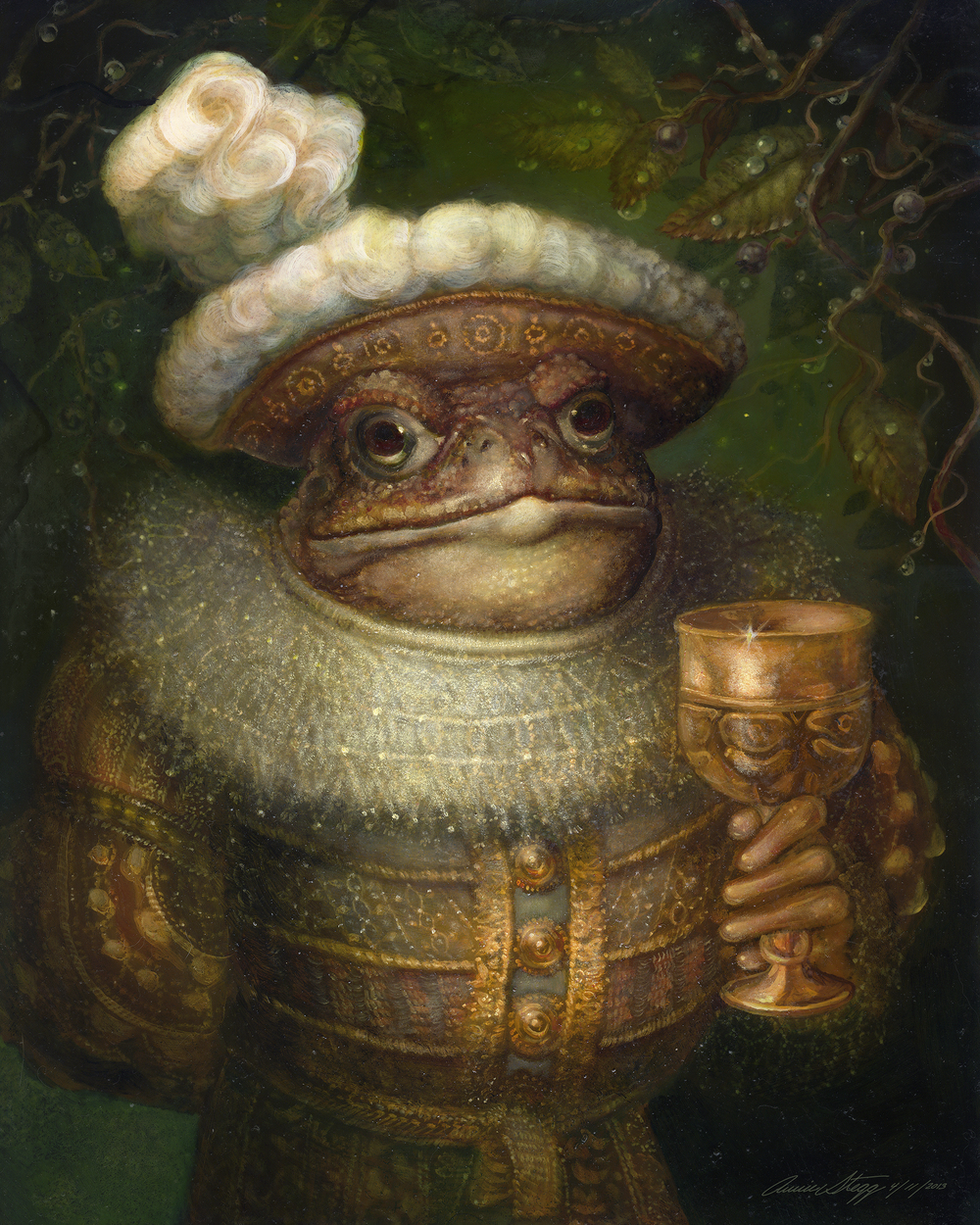 """The Toad"""