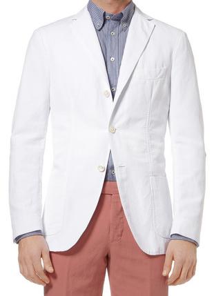 Michael Bastian Cotton & Linen-Blend Blazer