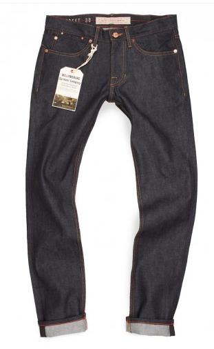 Hope Street Raw Skinny Jeans