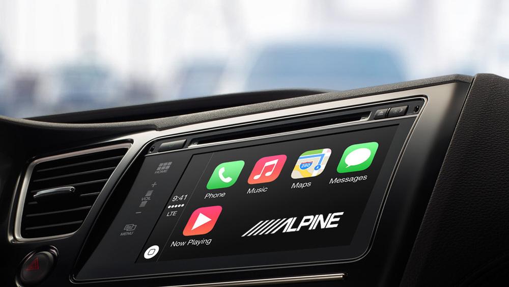 Alpine iLX-007