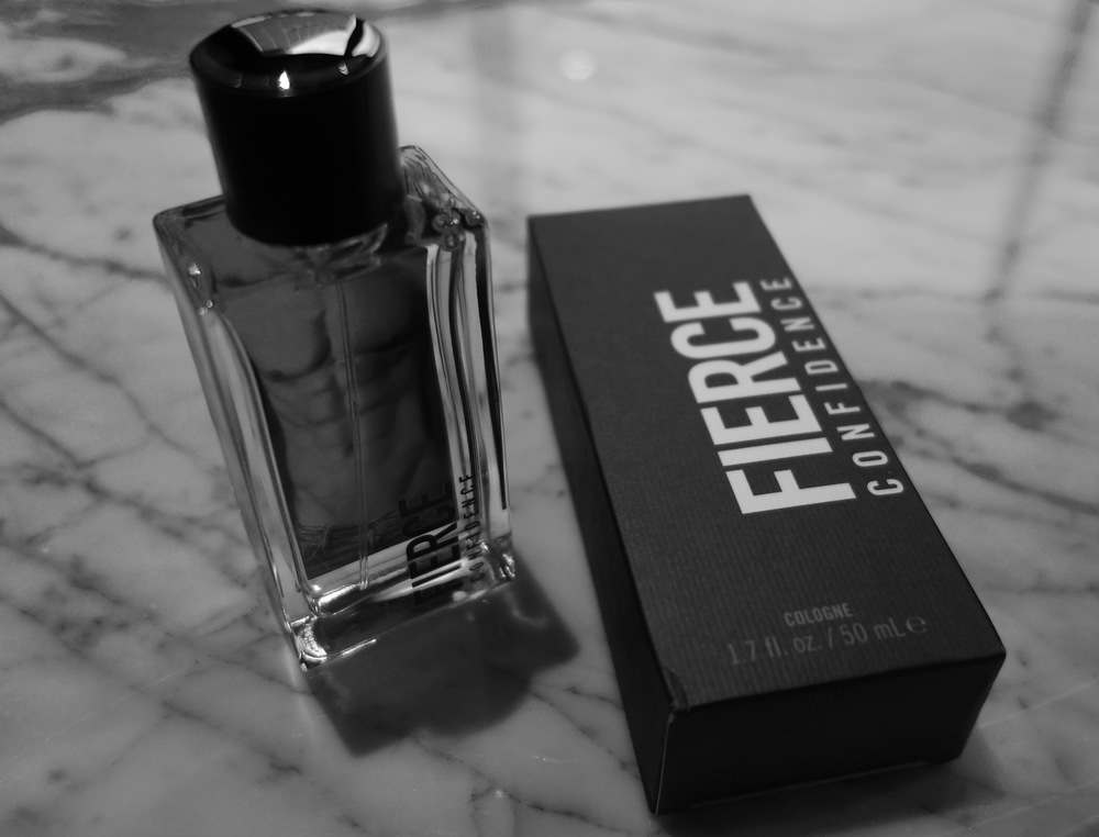 abercrombie fierce confidence