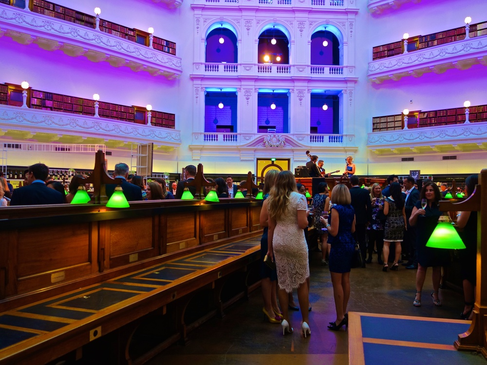 state library of victoria bhp party