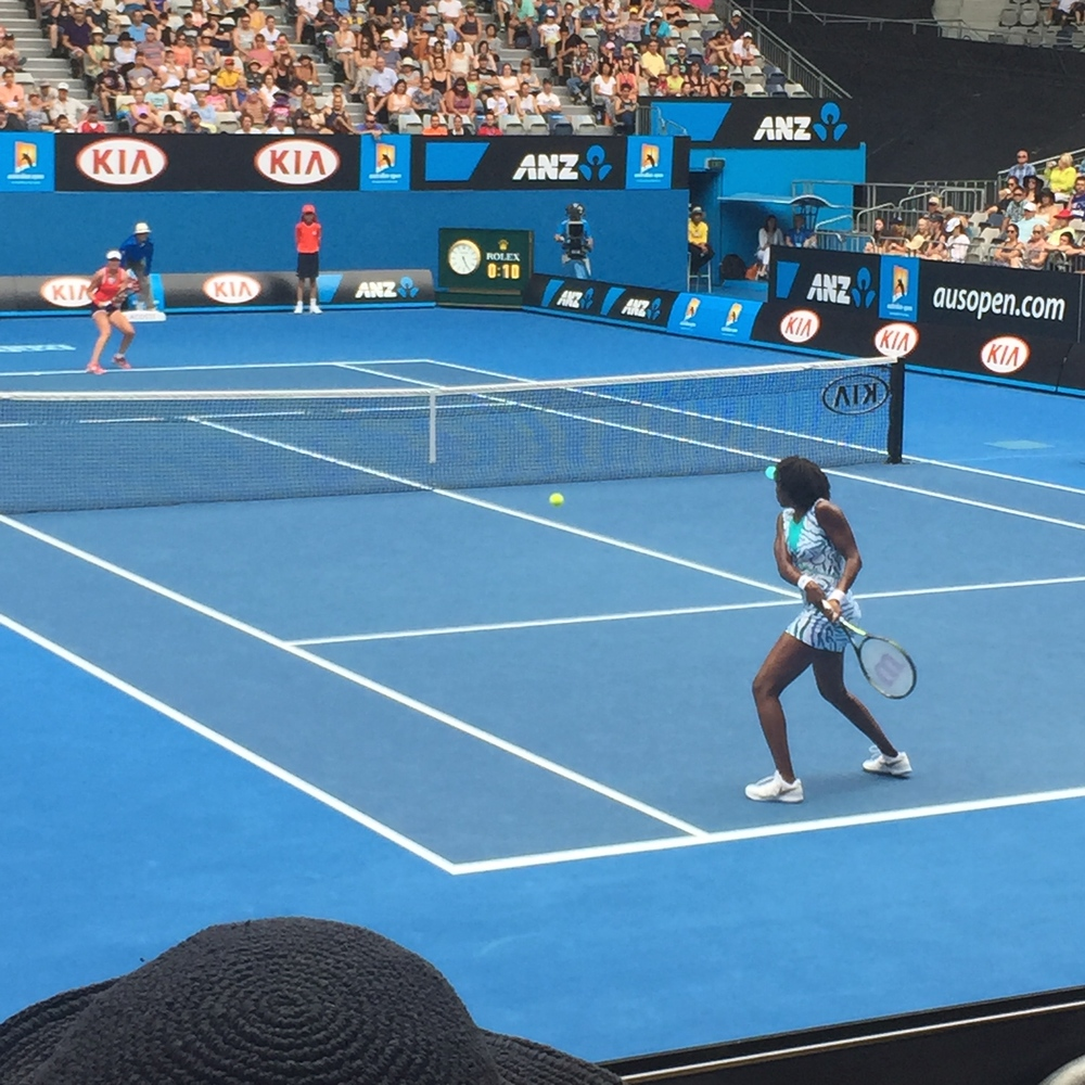 Venus Williams Australian Open