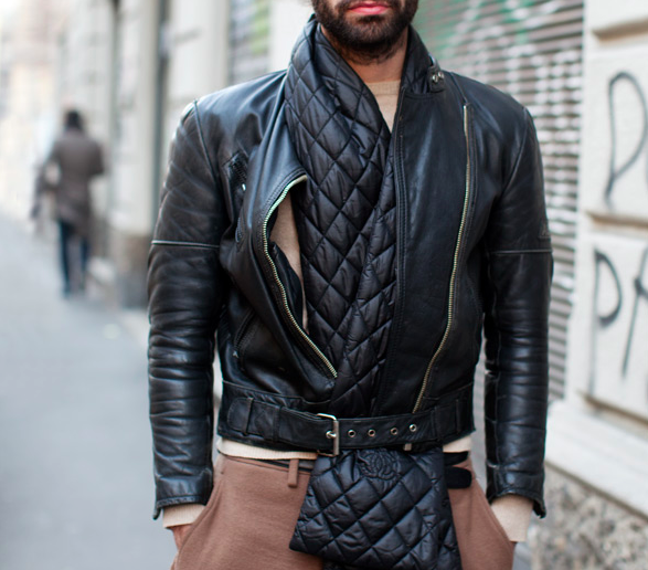 leather weather