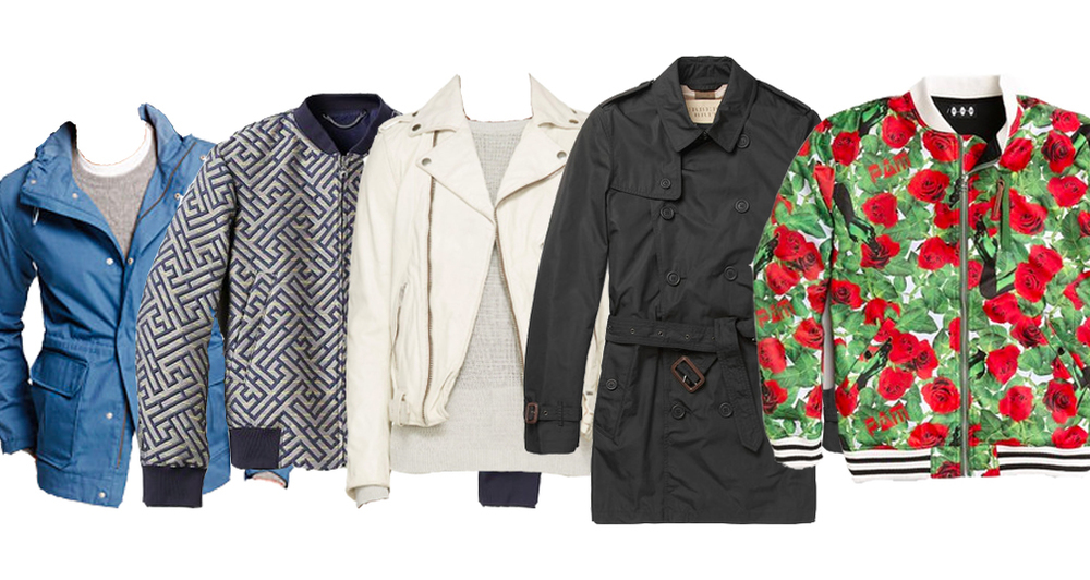 essential spring coats