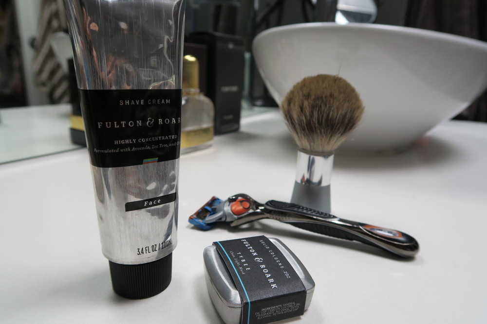 fulton & roark men's grooming products