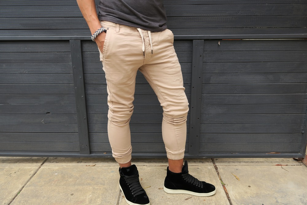 industrie joggers pant