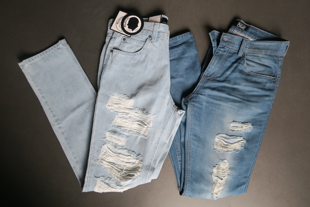 Rustic Dime Denim