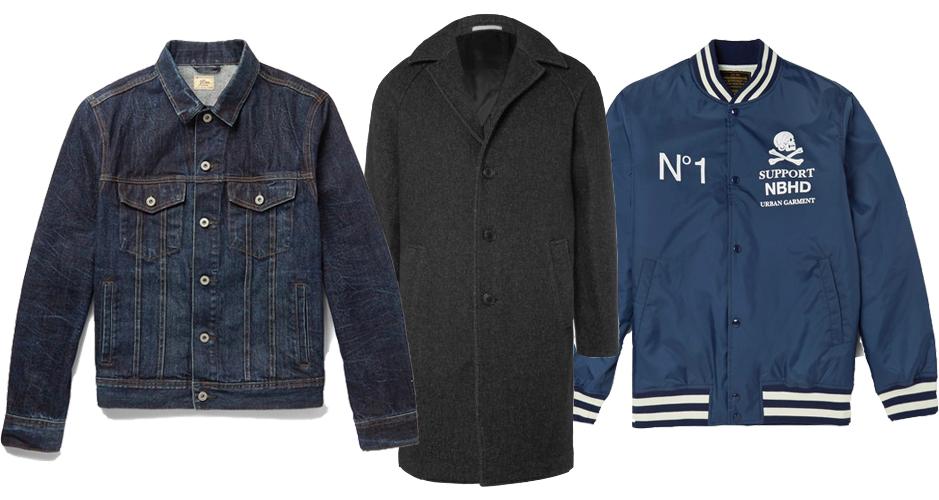 fall transitional coats