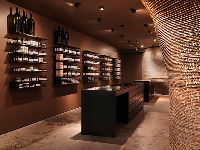 Aesop Store Melbourne