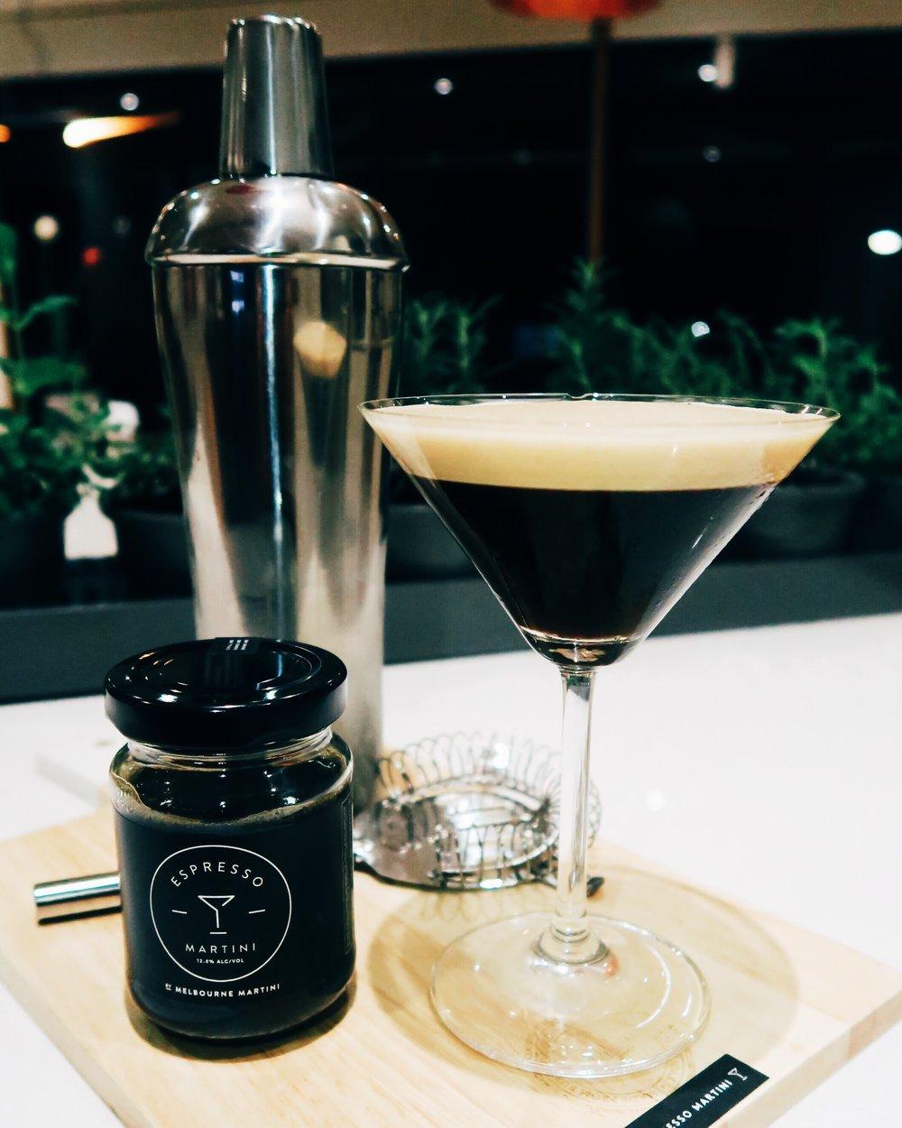 melbourne martini espresso martini