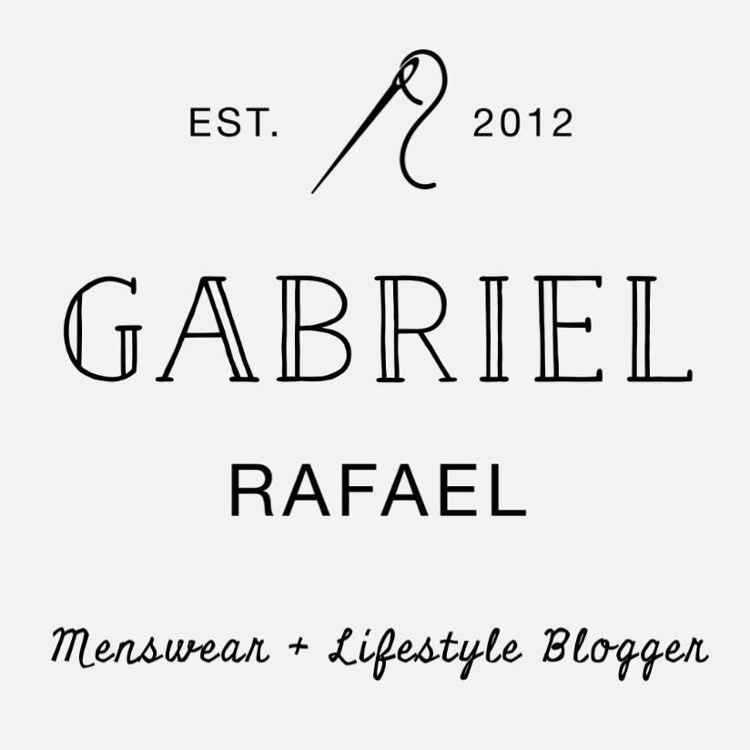 Gabriel Rafael menswear blogger Melbourne lifestyle