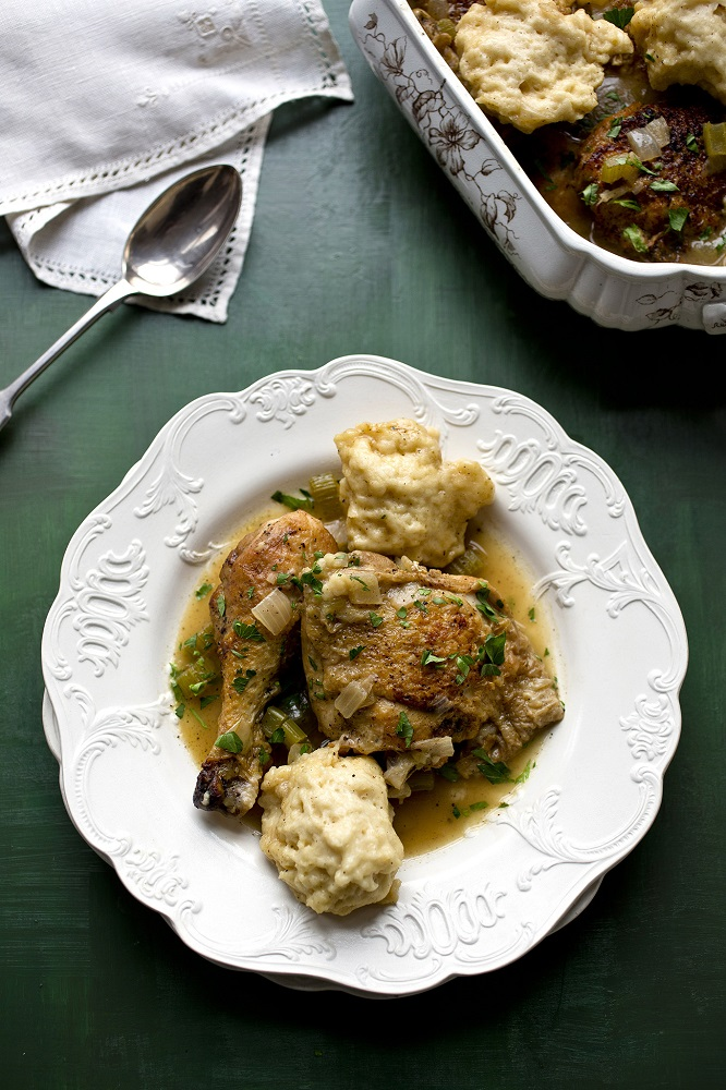 Daisy's Chicken and Dumplings