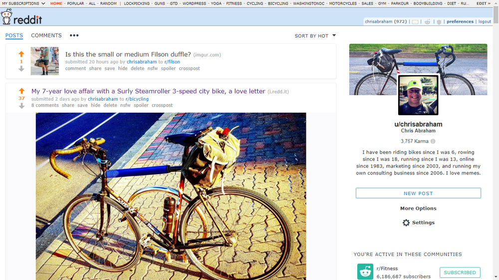 Reddit is rolling out new user profile and moderation features