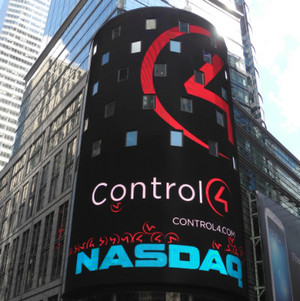 Control 4 Reports Record Revenue in Q4 2013