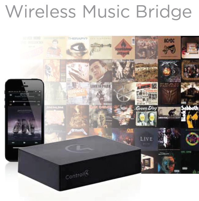 Wireless Music Bridge