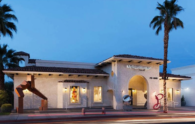 Melissa Morgan Gallery in Palm Desert