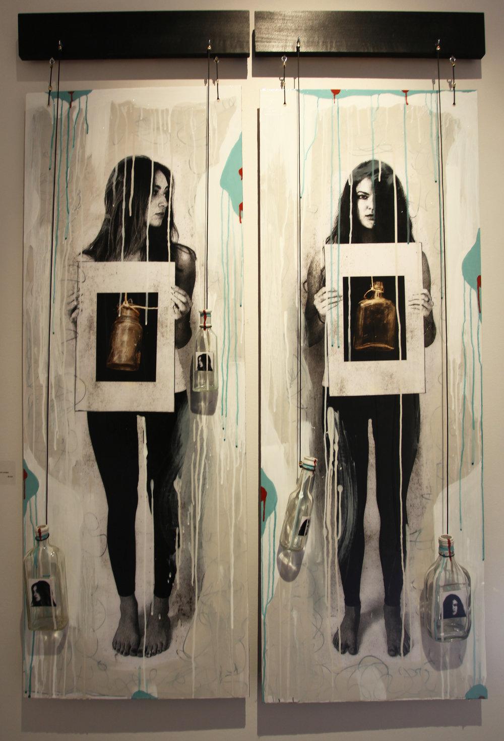 diverse&complex medias art Judith Kindler