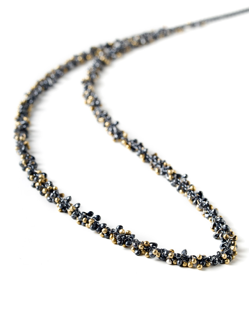 Silver & Gold mimosa necklace.jpg