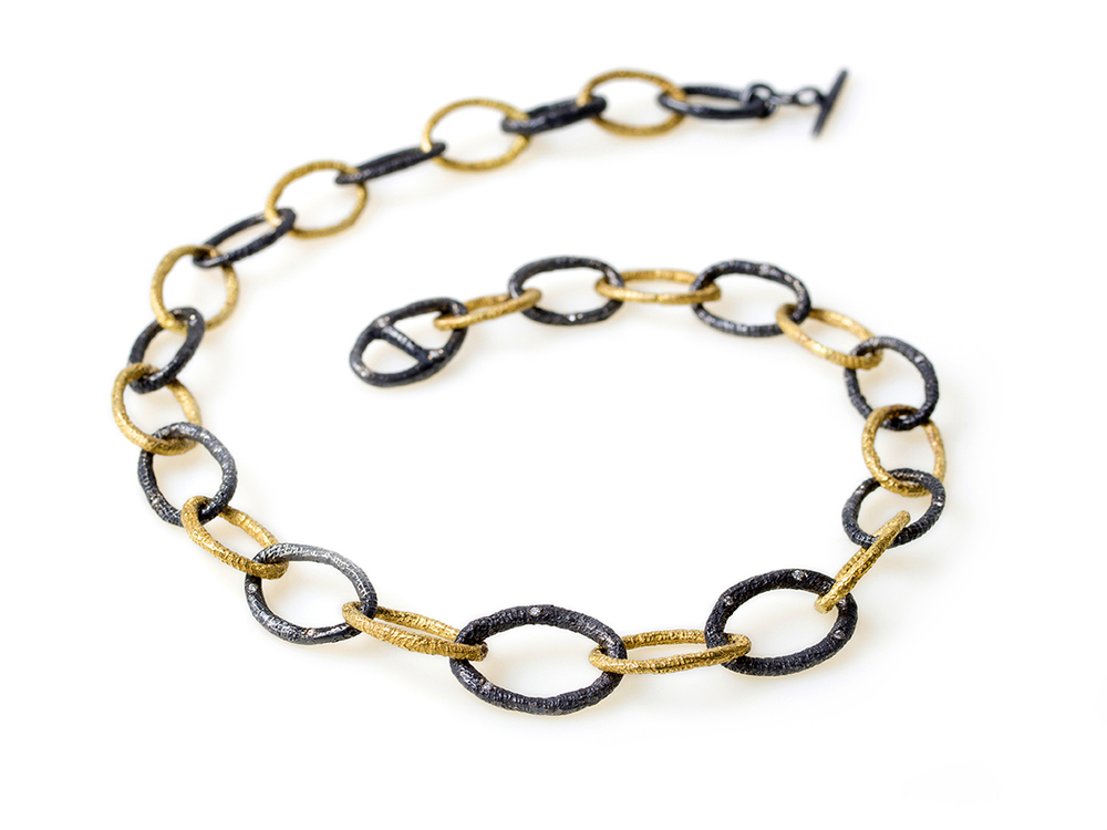 Oxidsilver&gold link neck w dmds.jpg