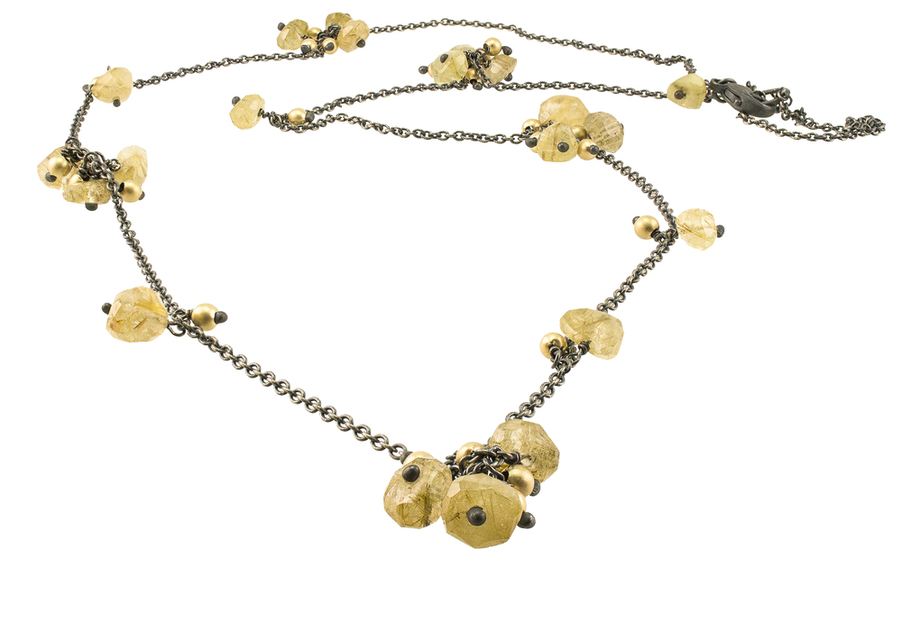 Quartz and gold bead neck.jpg